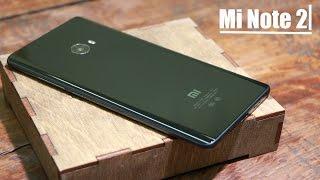 Xiaomi Mi Note 2 - китайская альтернатива Galaxy Note 7 без стилуса и ОГНЯ . Так ли все гладко