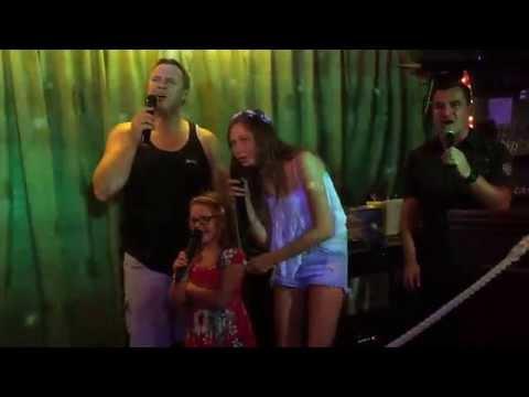 Mctavishes Santa Ponsa, Majorca, Karaoke - Great Night Out - Aug 2015