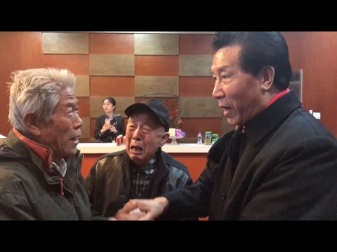 Chinese Veteran Reunites With Family in Shaanxi After Half century Away