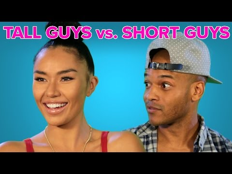 Thumbnail: Women Prefer Tall Men - Is It True?