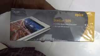 Spice Stellar 509 Mobile video