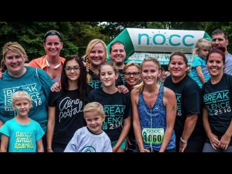 NOCC September Awareness Month 2016 Recap