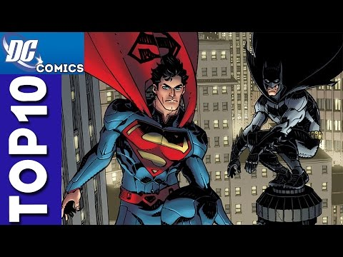 Top 10 Batman and Superman Moments From Justice League