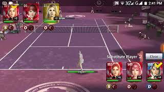 Ultimate Tennis| Arena 3 | Casper's  🎾