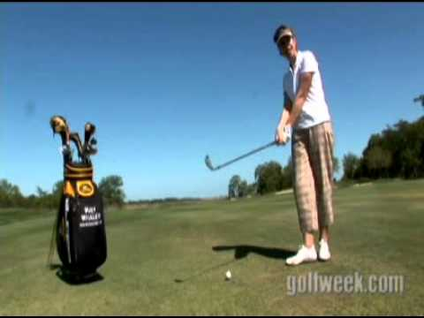Golf Instruction- Suzy Whaley Golf -Wrist Hinge