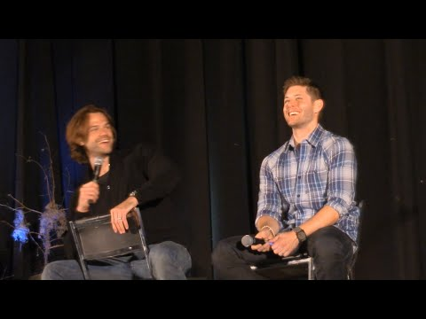Jared Padalecki and Jensen Ackles NJCon 2015 FULL Panel Supe
