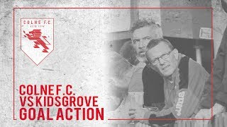 Goal Action! | Colne F.C. Vs Kidsgrove Athletic