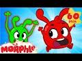 Orphle Scares Morphle - Scary Stories | Morphle vs Orphle | Cartoons for Kids | Morphle TV