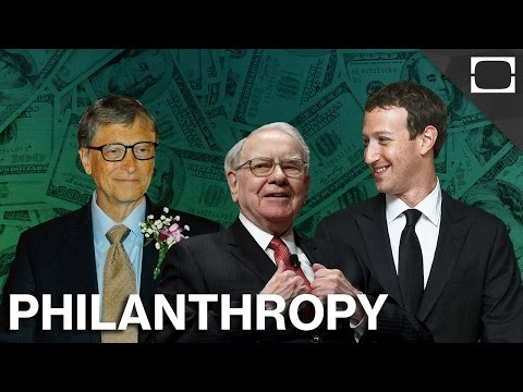 Who Has Donated The Most Money To Charity Ever?
