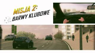 Driver San Francisco - Single-player demo trailer [PL]