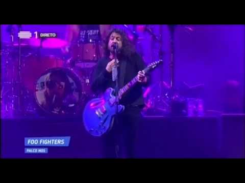 Foo Fighters - Something From Nothing - Concert Live  ( NOS Alive Portugal 2017 )