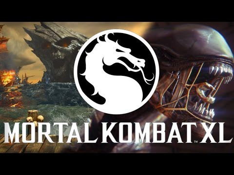 Mortal Kombat X: LEAKED Alien Variation Details And The Kove STAGE FATALITY