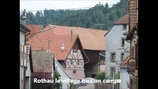 2015 08 30 visite d'Obernai, autour de Rothau