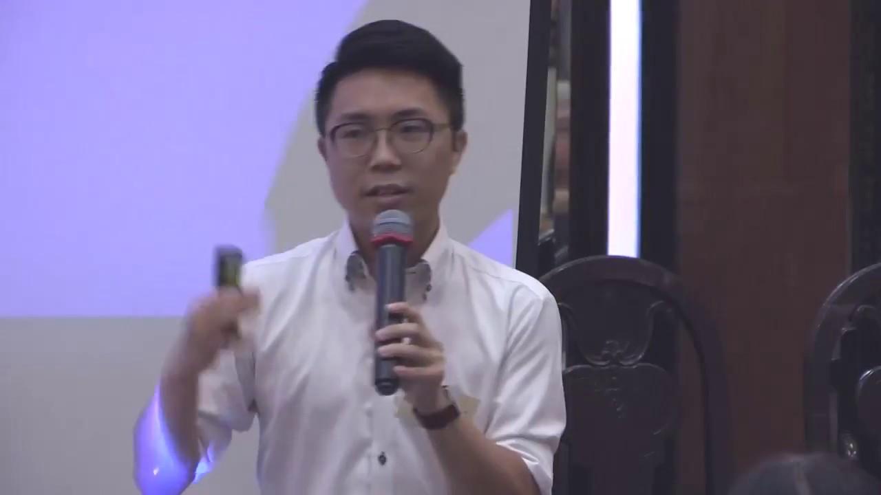 鄺智文博士「東華檔案與日據時期的香港」講座錄影(2017.6.24) - YouTube