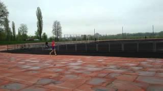 Легкая атлетика, спортивной ходьба на 20 км