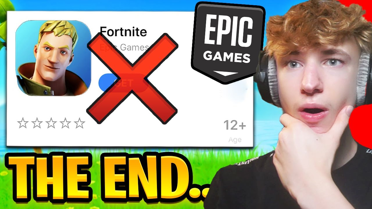 The End of Fortnite Mobile...
