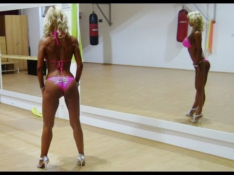 Posing for IFBB Bikini Fitness Competition from YouTube · Duration:  3 minutes 1 seconds
