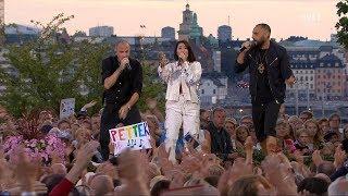 Petter Feat. Molly Sandén & Sami - Regnet (Live