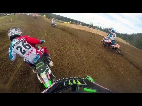 Crazy Supermini Battle at Mini Os ft Seth Hammaker & Carson Mumford