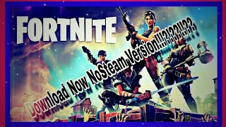[LINK IN THE DESCRIPTION] Fortnite Battle Royale PC Download Full Game NoSteam Version TORRENT
