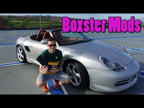9 Free Cheap & Easy Mods for the 986 Porsche Boxster