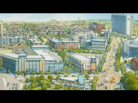 Plans Unveiled For Start Of Development At Old Civic Arena Site