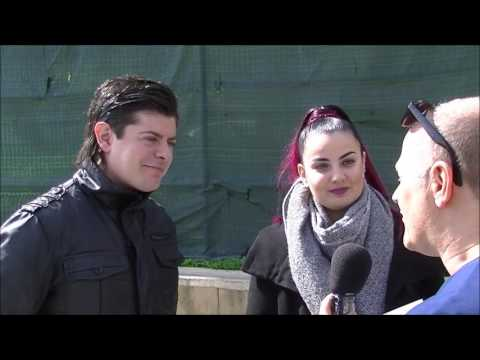 Malta Eurovision Song Contest 2017:  Interview with Jade Vella and Kevin Borg