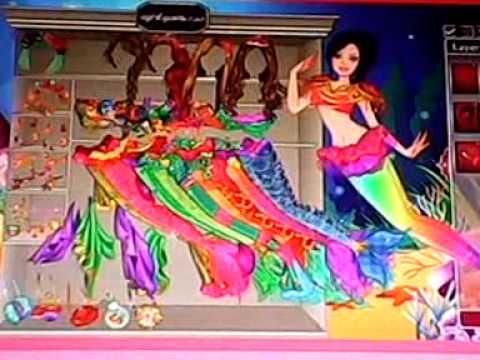 Barbie Mermwid Princess.