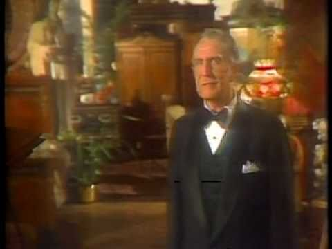 Vincent Price for The Antique Guild 1979