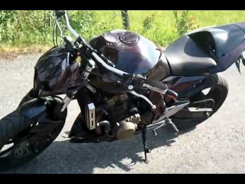 Kawasaki Z 750 Streetfighter Youtube Download Image 480 X 360