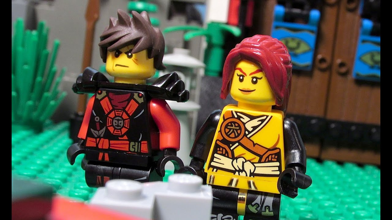 Lego ninjago curse of morro episode 10 ghosts vs - Ninjago vs ninjago ...