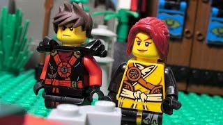 LEGO Ninjago Curse of Morro EPISODE 10 - Ghosts vs Elements!