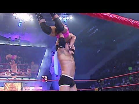 Goldberg vs. Steven Richards: Raw, July 28, 2003