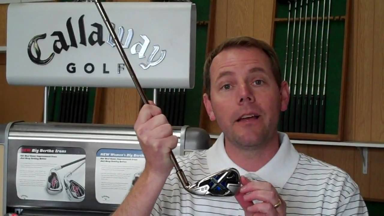 Callaway X 22 Iron Set Review By Golfetailcom Youtube