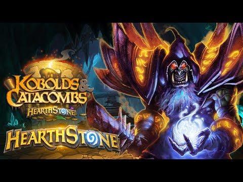 Hearthstone Dungeon Návody - Warlock (Kobold and Catacombs) [CZ]