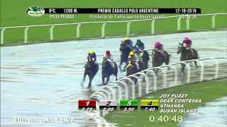 Vidéo de la course PMU CABALLO POLO ARGENTINO