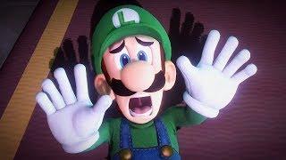 Luigi's Mansion 3 Gameplay Trailer E3 2019 (#Luigi'sMansion3 #E32019) - Luigi's Mansion 3 Demo