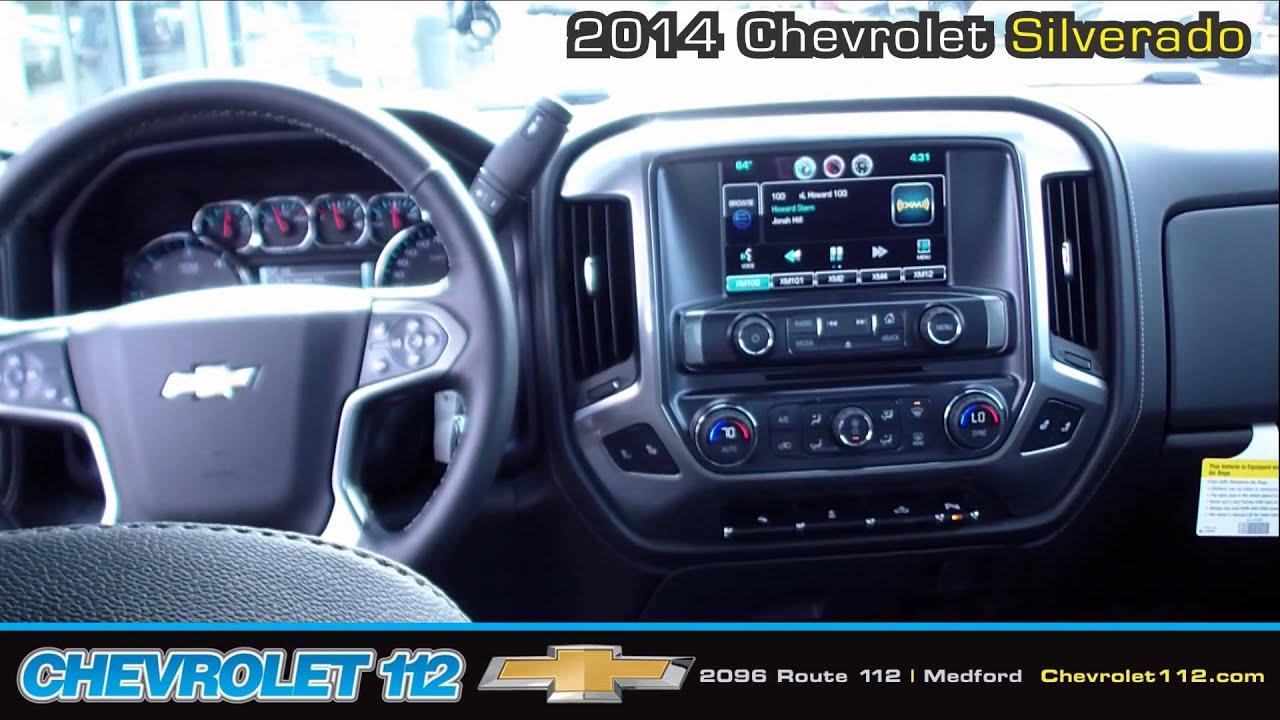 Chevrolet 112: 2014 Chevy Silverado - YouTube