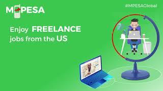 Freelance. #MPESAGlobal