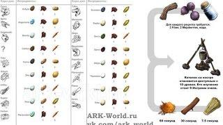 1#  Ark Survival Evolved - Гайд по приготовлению киблов. Еда для динозавров