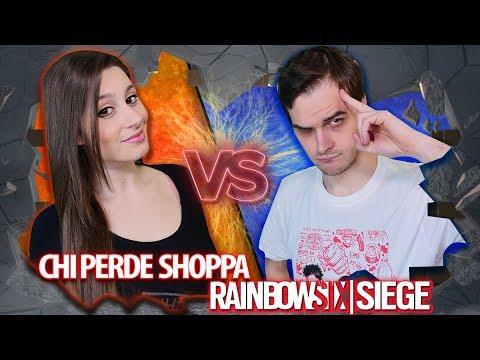 1 vs 1 Chi è il CAMPIONE? Il perdente SHOPPA un Elite - Rainbow Six Siege challenge ITA