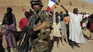 French special forces free four hostages in Burkina Faso