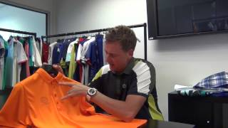 Ian Poulter tells us why the Classic Shirt is his favourite.