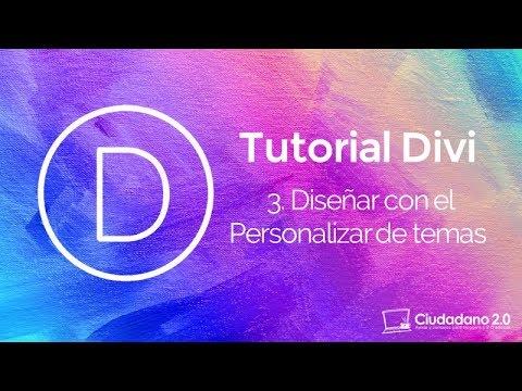 Tutorial Divi: Diseñar un blog WordPress con el Personalizador de ...