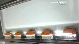 업소용 챔버식 진공포장기 AZC 090 사용 청국장 (…
