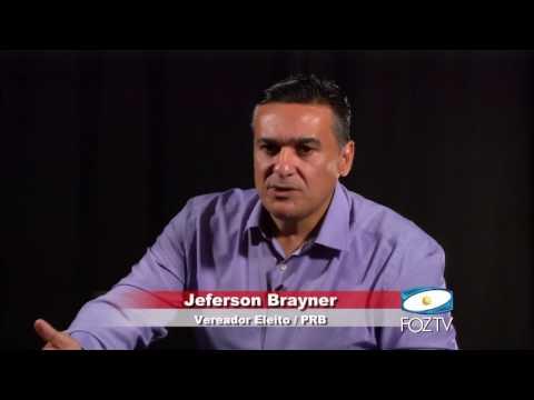Jeferson Brayner - Vereador Eleito