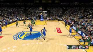 NBA 2K16 Stephen CURRY DEEP 3