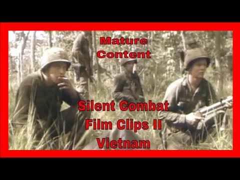 Combat Action Video #2 | Vietnam | Mature Content