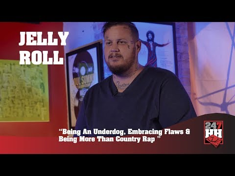 Jelly Roll - Being An Underdog, Embracing...