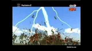 Kessen II PlayStation 2 Trailer_2001_04_05